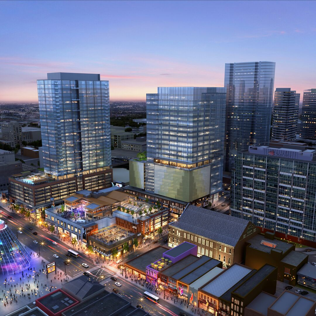 Fifth and Broadway rendering