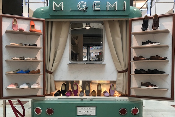M. Gemi pop up